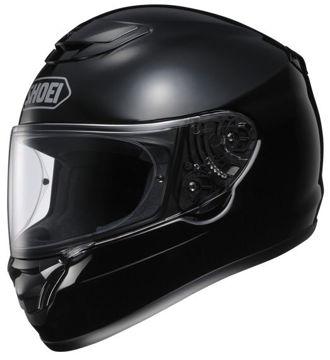 Resim Shoei Qwest Siyah Motosiklet Kaskı