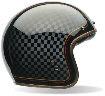 Resim Bell PS Custom 500 Rsd Check it Açık Kask