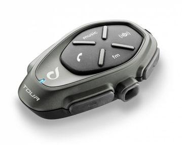 Resim INTERPHONE Tour  Bluetooth Motosiklet İntercom Tekli