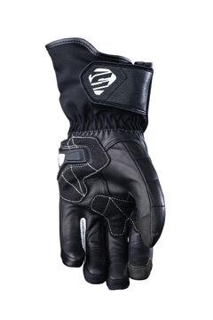 Resim Five Gloves WFX Skin Bayan Su Geçirmez Siyah Motosiklet Eldiveni