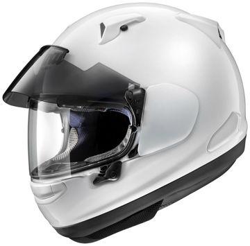 Resim Arai QV PRO Diamond White Kapalı Motosiklet Kaskı