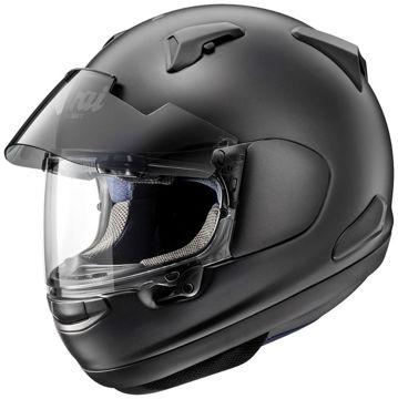 Resim Arai QV PRO Frost Black Kapalı Motosiklet Kaskı