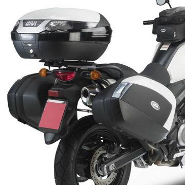 Resim Kappa KLX3101 Yan Çanta Taşıyıcı Suzuki DL 650 V Storm (11 16)