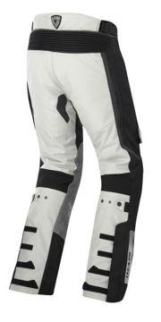 Resim Revit Defender Pro Gore-Tex Motosiklet Pantolonu Gri Siyah
