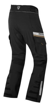 Resim Revit Dominator 2 Gore Tex Motosiklet Pantolonu Siyah