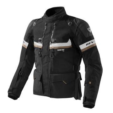Resim Revit Dominator Gore Tex Motosiklet Montu Siyah