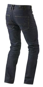 Resim Revit Lombard 2 Kot Motosiklet Pantolonu Koyu Mavi