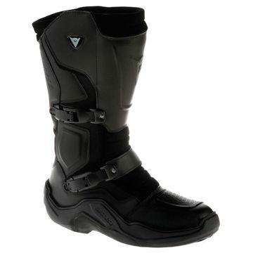 Resim Dainese Visoke D-Wp Motosiklet Botu Uzun Siyah