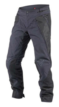 Resim Dainese Over Flux D-Dry Motosiklet Pantolonu Siyah