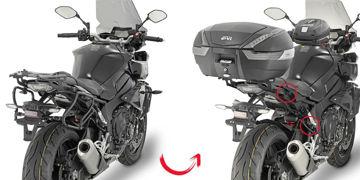 Resim Givi PLXR2129 Yamaha MT-10 (16) Yan Çanta Taşıyıcı