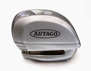 Resim Artago Security 22S Alarmlı Motosiklet Disk Kilidi