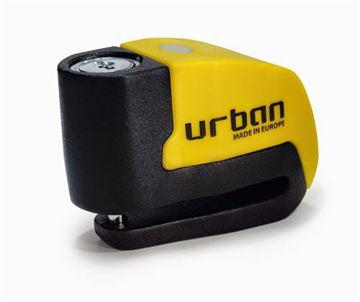 Resim Artago Security UR6 Alarmlı Motosiklet Disk Kilidi Urban