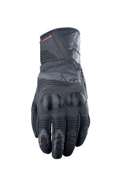 Resim Five Gloves WFX 2 WP Kışlık Motosiklet Eldiveni Siyah Kırmızı