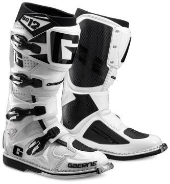 Resim Gaerne SG12 Kros Çizme Beyaz