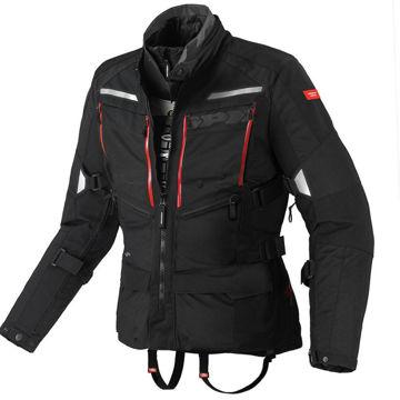 Resim Spidi 4 Season H2OUT Motosiklet Montu Siyah