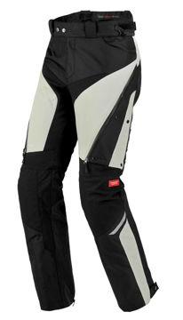 Resim Spidi 4 Season H2OUT Motosiklet Pantolonu Siyah Gri