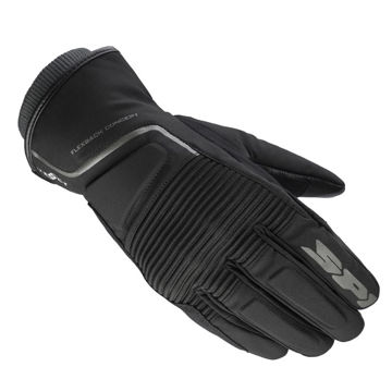 Resim Spidi Breeze H2OUT Kışlık Motosiklet Eldiveni Siyah
