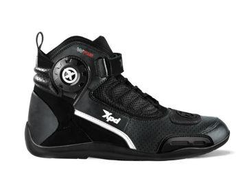 Resim Spidi XPD X-Ultra WRS  Kısa Motosiklet Botu Siyah