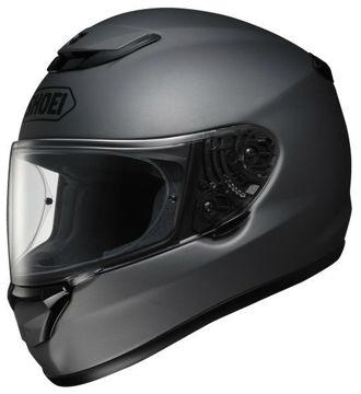 Resim Shoei Qwest Mat Gri Motosiklet Kaskı
