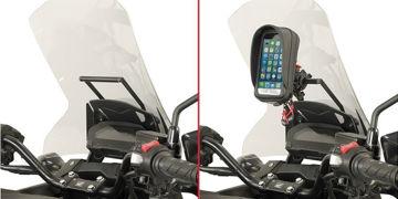 Resim Givi FB1146 Honda NC750x 16-17 Ön Cam Arkası Aksesuar Aparatı