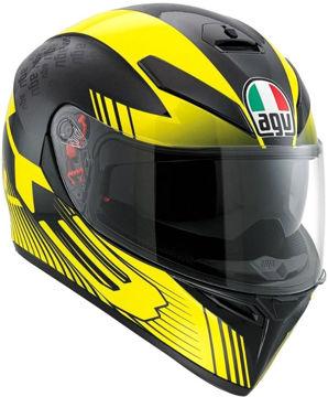Resim AGV K3 SV Glimpse PLK Kapalı Motosiklet Kaskı