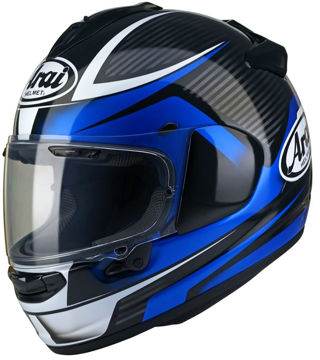 Resim Arai Chaser-X Tough Mavi Kapalı Motosiklet Kaskı