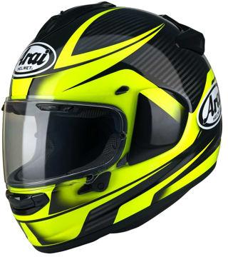 Resim Arai Chaser-X Tough Sarı Kapalı Motosiklet Kaskı