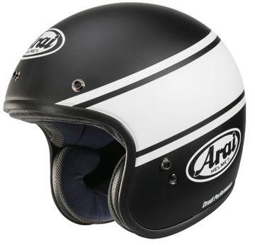 Resim Arai FW Classic Bandage Beyaz Açık Motosiklet Kaskı