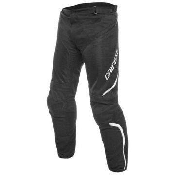 Resim Dainese Drake Air D-Dry Yazlık Tekstil Motosiklet Pantolonu Siyah