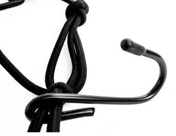 Resim Maxem Kargo ve Kask Filesi Siyah