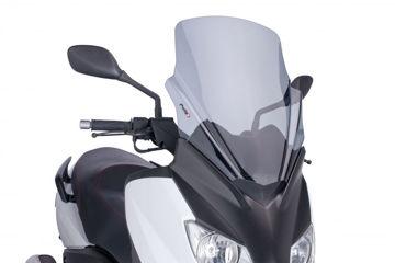 Resim Puig Yamaha X-Max 125-250 10-13 V-Techline Ön Cam