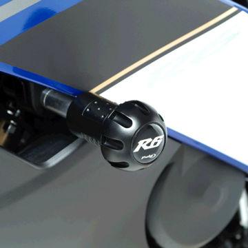 Resim Puig Yamaha R6 2008-2014 Koruma Takozu
