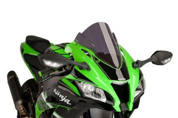 Resim Puig Kawasaki Zx10R 16 Ön Cam