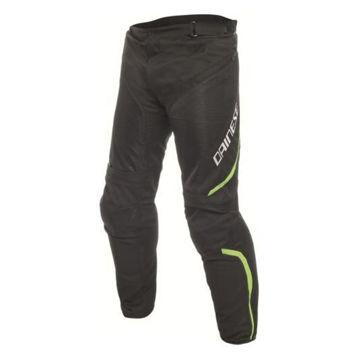 Dainese Drake Air D-Dry Kışlık Tekstil Yeşil Motosiklet Pantolonu