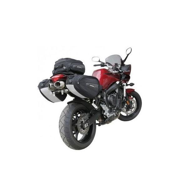 Dainese D-Saddle Bag Motosiklet Yan Çanta Siyah