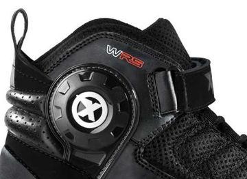 Spidi XPD X-Ultra WRS Kısa Motosiklet Botu Siyah