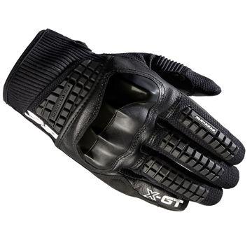 Resim Spidi X-GT Yazlık Deri Motosiklet Eldiveni Siyah