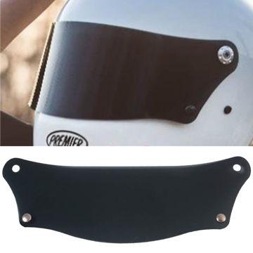 Resim Premier Trophy  Kapalı Motosiklet Kaskı Camı Koyu Füme