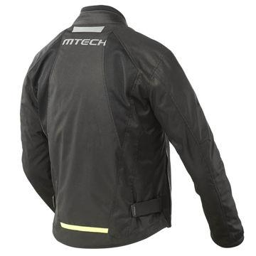 Resim MTECH Arya 2 Tekstil Motosiklet Montu Siyah