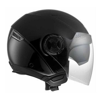 Resim AGV New Citylight Urbanrace Yarım Motosiklet Kaskı Siyah
