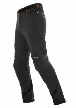 Resim Dainese New Drake Air Tex Motosiklet Pantolonu Siyah