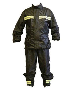 Resim Vexo Sport Yağmurluk Takım Siyah