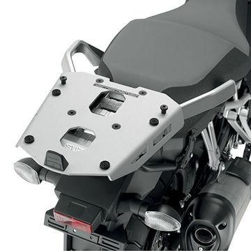 Resim Kappa KRA3112 Suzuki DL 650-1000 V-Strom 17 Alüminyum Arka Çanta Taşıyıcı