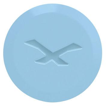 Resim NEXX SX.10 Yan Kapak Vidası Mat Mavi