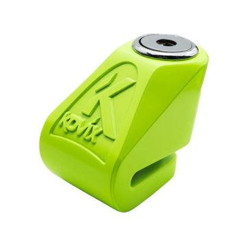 Resim Kovix KN1-FG Motosiklet Disk Kilit Yeşil