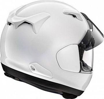 Resim Arai Renegade-V Kapalı Motosiklet Kaskı Beyaz