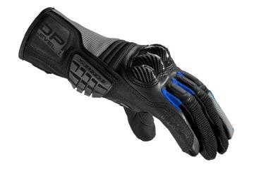 Resim Spidi TX-2 Yazlık Motosiklet Eldiven Siyah Mavi