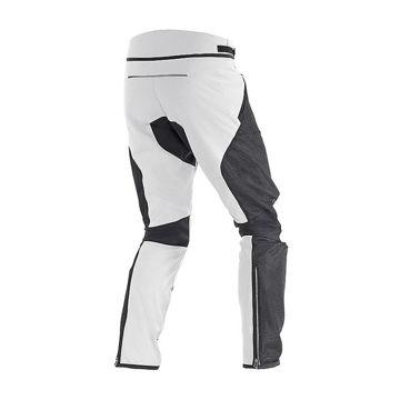 Resim Dainese Drake Super Air Tex Yazlık Motosiklet Pantolonu Açık Gri