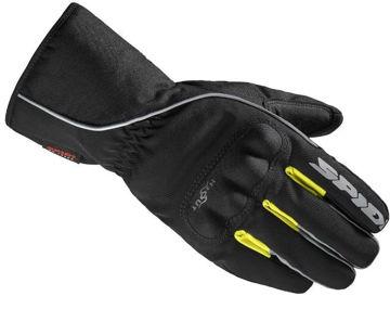 Resim Spidi WNT2 H2OUT Kışlık Motosiklet Eldiven Siyah Sarı