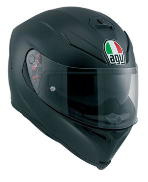 Resim AGV K5 S Motosiklet Kaskı Plk Mat Siyah